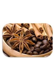 Tapete Decorativo Wevans Coffe Marrom