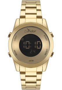 Relógio Condor Feminino Digital Dourado Cobj3279Aa4X - Kanui