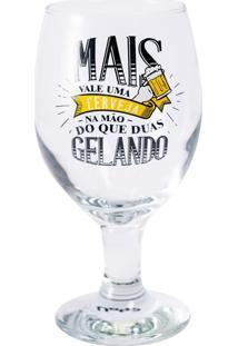 Taca Pale Ale - Cerveja Na Mao - Incolor - Dafiti