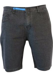 Bermuda Jeans Oversize Belatrix - Masculino