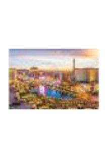 Painel Adesivo De Parede - Las Vegas - Mundo - 1676Pnp