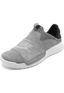 Tênis Nike Sportswear Benassi Slp Cinza