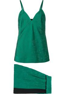 Haider Ackermann Camisola De Seda - Verde