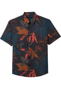 Camisa Austin (Estampado, M)