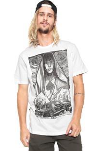 Camiseta Mcd Zerosen Branca
