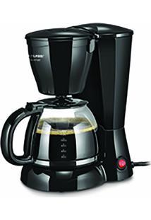 Cafeteira Multilaser 30 Xicaras 220V-200W - Filtro Permanente E Colher Dosadora - Preta - Be04 - Padrão