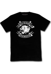 Camiseta Hypnotic Old School Preta