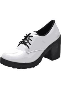 Sapato Oxford Toretto Branco