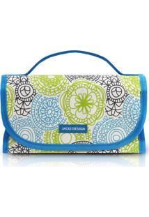 Necessaire Jacki Design Rocambole Ahl17287-Az Azul Unico