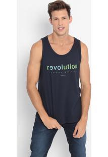 """Regata """"Revolution""""- Azul Marinho & Verde- Colccicolcci"""
