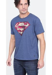 69aef100e Lojas Renner. Camiseta Masculina Com Estampa Super Homem
