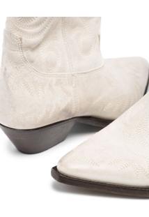 Isabel Marant Bota Duerto - Branco