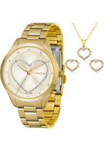 94335073292 Relógio Digital Com Colar Lince feminino