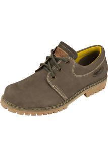 Sapato Beeton Walker402N Pedra