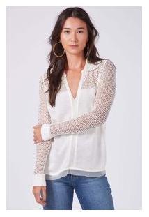 08bbd4833 Camisa Pólo Fashion Off White feminina | Gostei e agora?