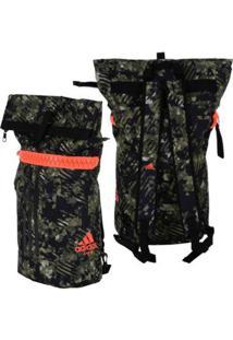 Mochila Adidas Judô Essential Camou 25L - Unissex