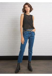 744381f74 ... Calça John John Super High Skinny Berlim Jeans Azul Feminina (Jeans  Medio, 44)