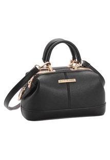 Bolsa Feminina Chenson Mini Bags Transversal Preto 3482931