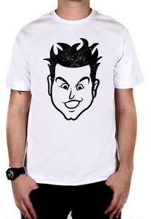 Camiseta 182Life Mark Old School Branca