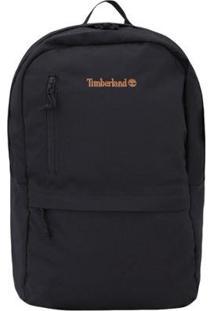 Mochila Timberland Backpack Embroidery 28L - Unissex-Preto