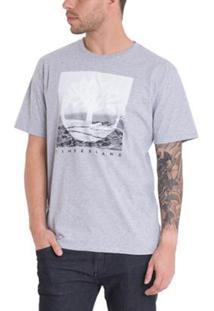 Camiseta Timberland Masculina Kennebec Rv Photographic - Masculino
