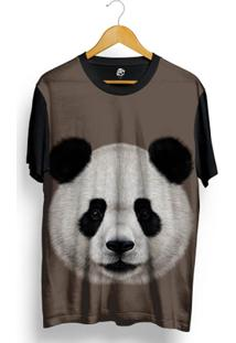 Camiseta Bsc Panda Full Print - Masculino