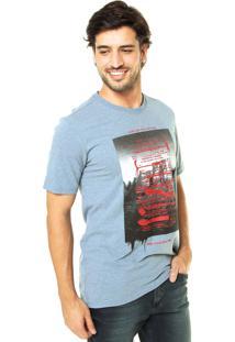 Camiseta West Coast Tools Azul