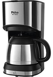 Cafeteira Ph41 Thermo Prepara Até 30 Cafezinhos Philco 220V