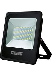 Refletor Led Taschibra Tr200, Preto, 200 Watts, 6500K