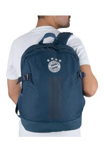 Mochila Bayern De Munique Adidas - Azul Escuro