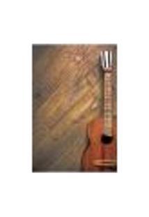 Painel Adesivo De Parede - Violão - Música - 1610Pnp