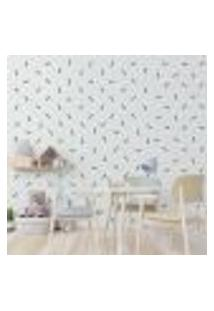 Adesivo Decorativo De Parede - Kit Com 300 Linhas - 010Kaa16