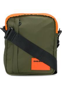 Diesel Bolsa Messenger - Verde