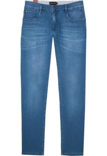Calca Jeans Light Blue (Jeans Claro, 50)