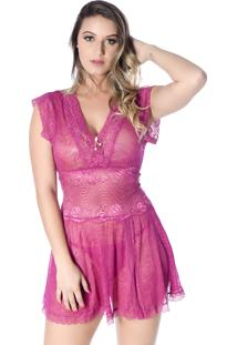 Camisola Yasmin Lingerie Magic Curta Jaipur
