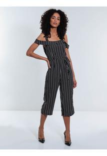 Macacão Lily Fashion