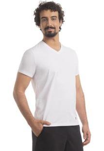 Camiseta Zaiden Store Zaiden Basic T1 - Masculino-Branco