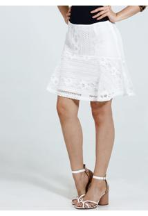 acc6c824e Saia E Mini Saia Da Moda Renda feminina | Shoelover