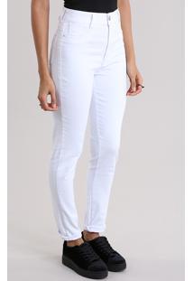 Calça Super Skinny Sawary Branca