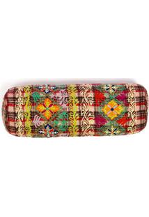 Capa De Almofada Canalasso Cor: Multicolorido - Tamanho: Único