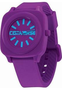 Relógio De Pulso Converse Keeper - Feminino-Roxo