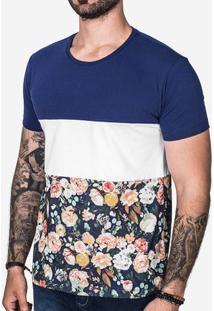 Camiseta Recortes Watercolor 102766