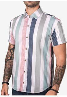 Camisa Listra Vertical 200364