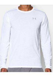 Camiseta Under Armour Streaker Longsleeve - Masculino