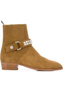 Represent Ankle Boot Com Tachas - Neutro