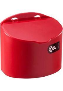 Saleiro Brinox 10843/0053 Vermelho - 500G