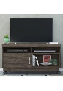 Rack Para Tv 1 Porta Artur 389025 Vulcano - Madetec