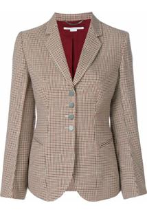 Stella Mccartney Blazer Com Padronagem - Estampado