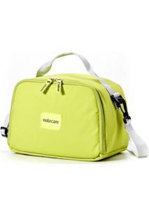 Bolsa Térmica Notecare Urban Plus Kit Refeição Verde