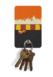Porta Chaves Ecologico Bruxinho Rony Harry Potter